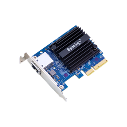 E10G18-T2 - Synology 2x 10GbE RJ-45 ethernet adapter